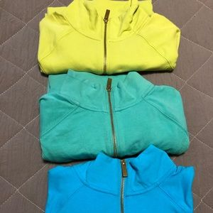 3 for one price. Crown & Ivy pullovers size small